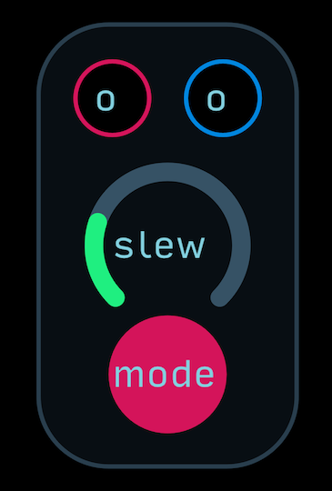 Slew Limiter Dual Mode