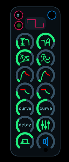 K35 Curved Synth